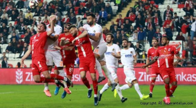 İşte Antalyaspor'un kart istatistikleri. En agresifi kim oldu ?