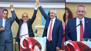 İYİ Partili Okudan, il başkanı adayı olduğunu açıkladı !