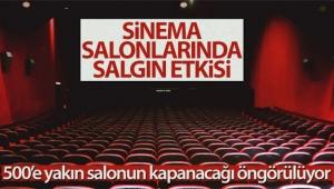 İzin çıktı ancak sinema salonları açılamadı
