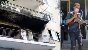 Kendi evini iki kez ateşe verdi. Sebebi ise 'yok artık' dedirtti !