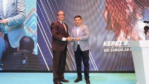 Kepez Belediyesi'ne 2 ödül