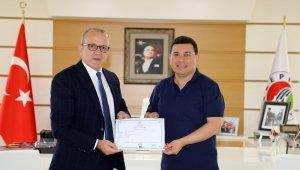 Kepez Sağlık Merkezi ruhsat belgesini aldı