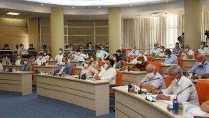 Kepez'de pandemi kurallı meclis