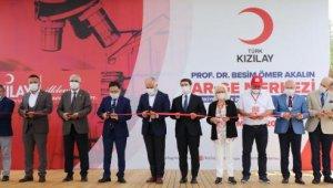 Kızılay, İnsani Yardım Ar-Ge Merkezi kurdu