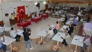 Korkuteli Belediyesi temmuz ayı meclis toplantısı