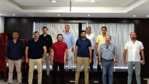 Muratpaşaspor'da görev dağılımı yaptı