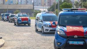 Polislerden 15 Temmuz konvoyu