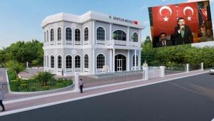Şehitler Müzesi kapılarını açıyor