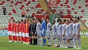 Süper Lig: Antalyaspor: 0 - Medipol Başakşehir: 2
