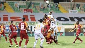 Süper Lig: Aytemiz Alanyaspor: 4 - Galatasaray: 1
