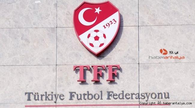 Süper Lig'de yeni sezon 11 Eylül'de başlayacak!