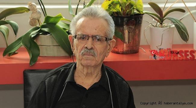 Antalya basınının ve gazetemiz Hürses'in acı kaybı