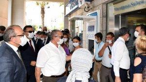 Antalya'nın her noktasında Korona virüs denetimi !