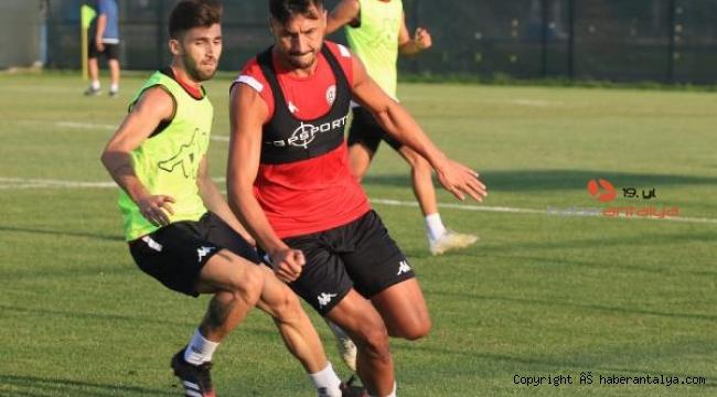 Antalyaspor güçleniyor
