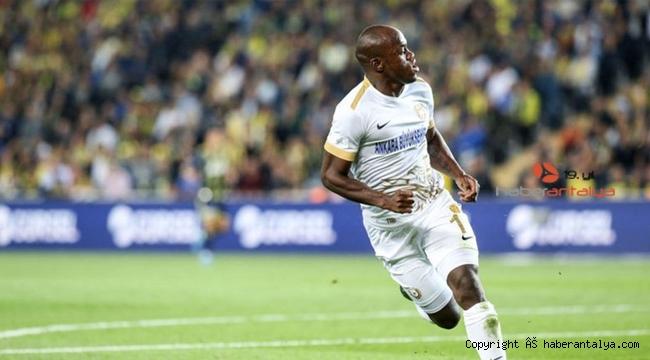 Antalyaspor, Orgill ile 2 yıllığına anlaştı