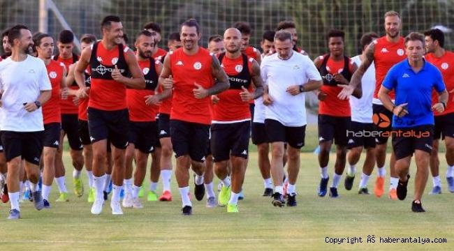 Antalyaspor yeni sezona start verdi