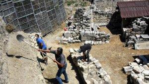 Aziz Nikolaos Anıt Müzesi'nde kazılar başladı