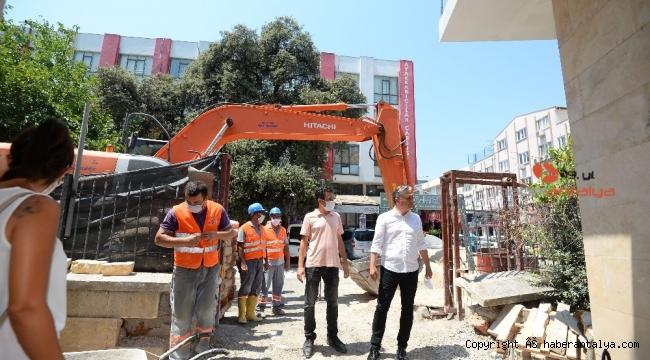 Ümit Uysal'dan Muratpaşa Cami açıklaması !
