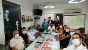 CHP Konyaaltı'nda sosyal medya depremi !