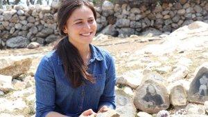 'Çoban ressam' Büşra doğadaki sanata hayran