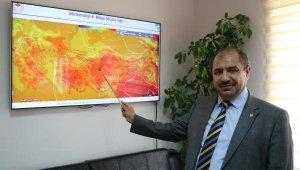 Dikkat ! Antalya'da hava yine bunaltacak