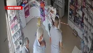 Eczanede personel ve müşterilere dehşeti yaşatan saldırgan tutuklandı