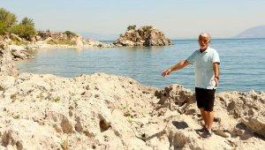 Eğirdir Gölü'nde, su kaybı 100 kilometrekareye yaklaştı !