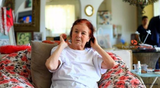 Fatma Girik: 'Ölmedim'
