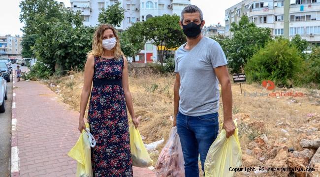 Gönüllülerden 130 aileye kurban eti
