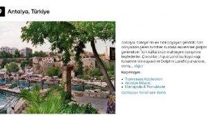Antalya ve Manavgat Dünya'nın en iyileri arasında
