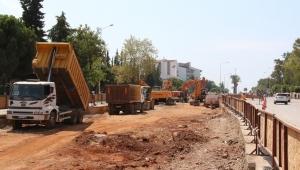 İşte Antalya'nın yeni raylı hattında son durum