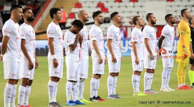 İşte Antalyaspor'un hazırlık planı