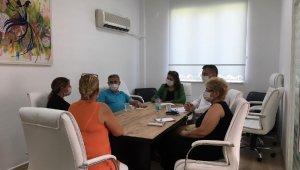 Kadın girişimciler için bilgilendirme çalışması