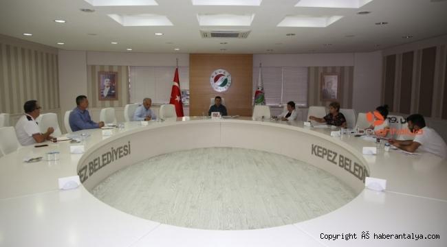 Kepez'de kadın girişimciler bilgilendirilecek