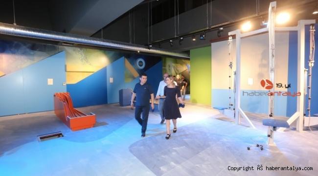 Kepez'e bilim merkezi