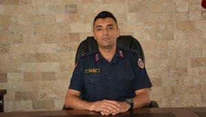 Korkuteli'nin Yeni Komutanı görevine başladı