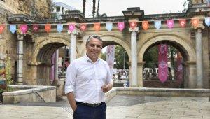 Muratpaşa, tarihi şehirler arasında yerini aldı !