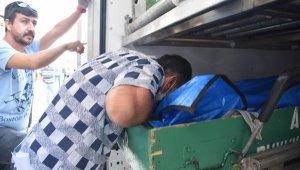 Salda Gölü'nde boğulan Hamzeh'in babası: 'Tuttum ama kurtaramadım'
