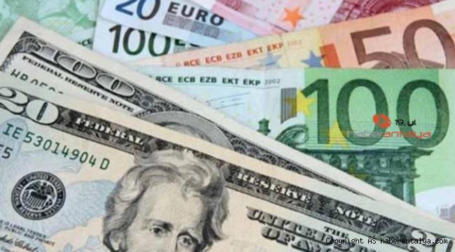Türk Lirası eriyor, Dolar ve Euro rekorlar kırıyor !