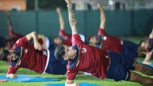 """Adam Bareiro: """"Avrupa'da elimizden gelenin en iyisini yapacağız"""""""