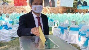 AK Parti Kaş'ta seçim