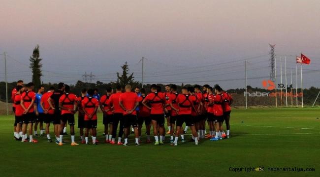 Antalyaspor, Beşiktaş'a nasıl hazırlanıyor ?