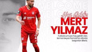 Antalyaspor Mert Yılmaz'ı renklerine bağladı