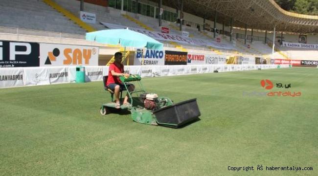 Bahçeşehir Okulları Stadyumu UEFA kriterlerine uygun hale getirildi