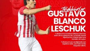 Gustavo Blanco Leschuk, İspanya'da