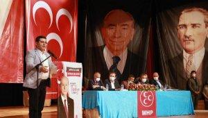 Hakan Tütüncü MHP kongresinde konuştu !