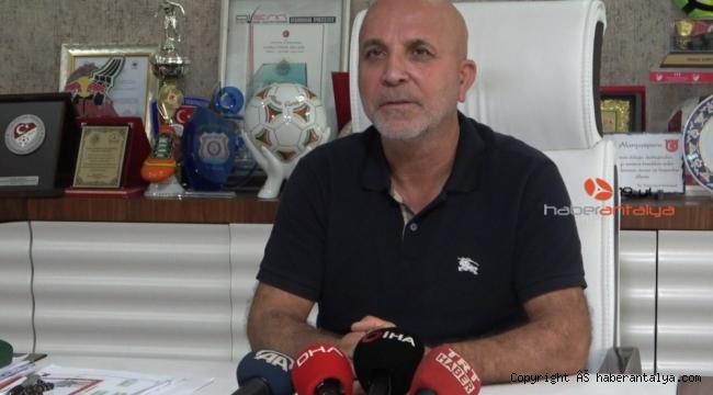 """Hasan Çavuşoğlu: """"UEFA Avrupa Ligi'ndeki amacımız..."""""""