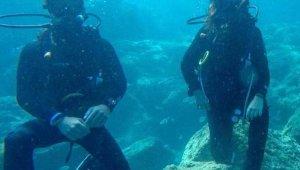 Marmaris'te tüple dalışa ilgi