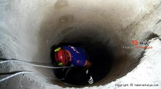 Su kuyusunda cansız bedeni bulunan kadının ölümü araştırılıyor
