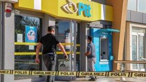 PTT şubesini soydu, sebebi ise şaşırttı !